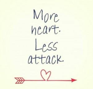 More Heart